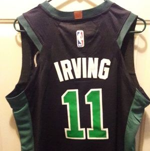 Boston Celtics Kyrie Irving #11